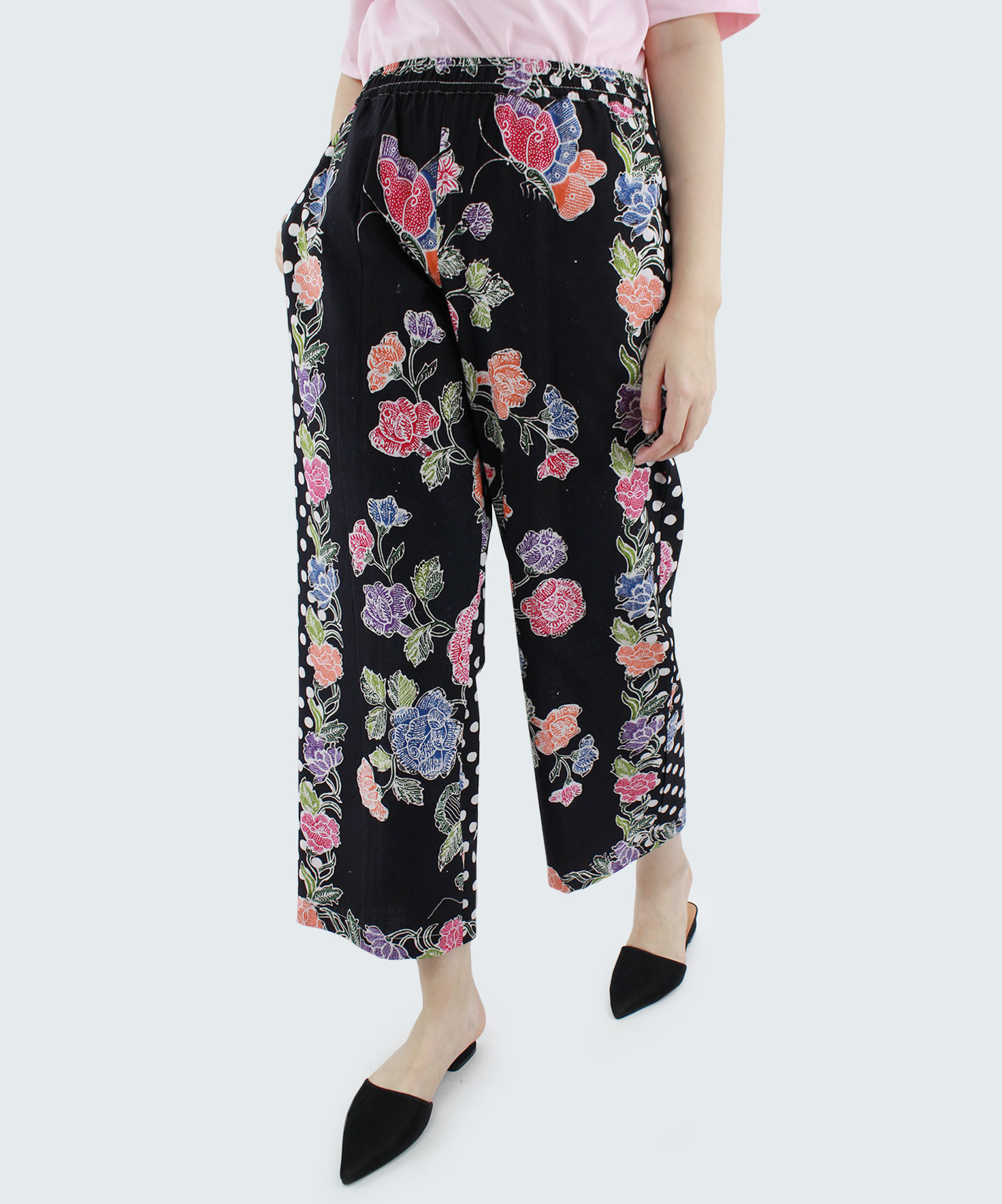 Long Pants Minimal Me Batik Mix