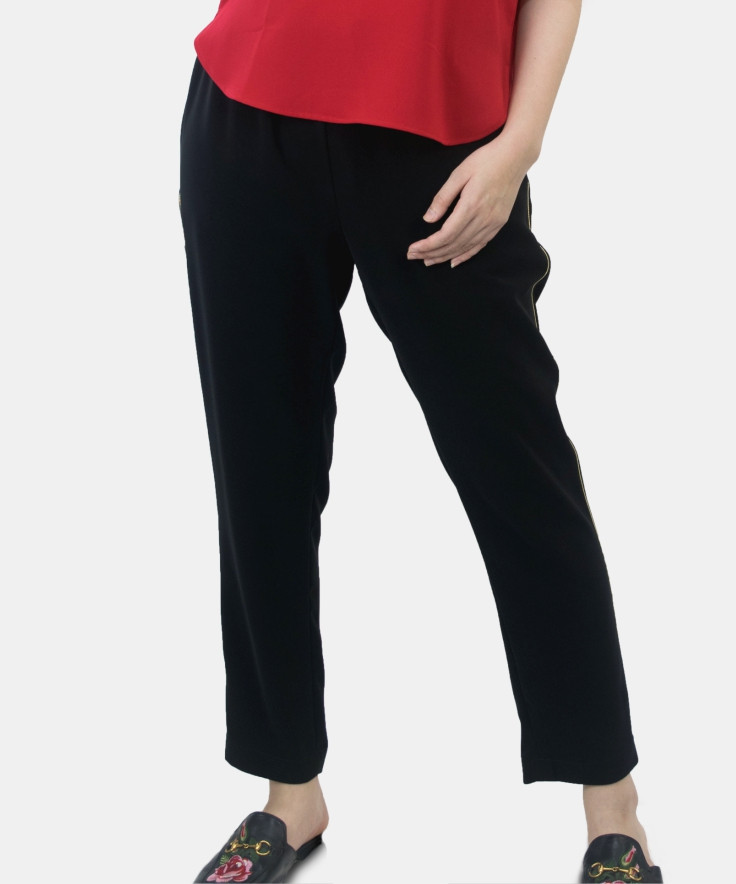 Long Pants Minimal Me List Gold & Tape