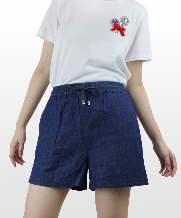 Short pants Split Side Slit